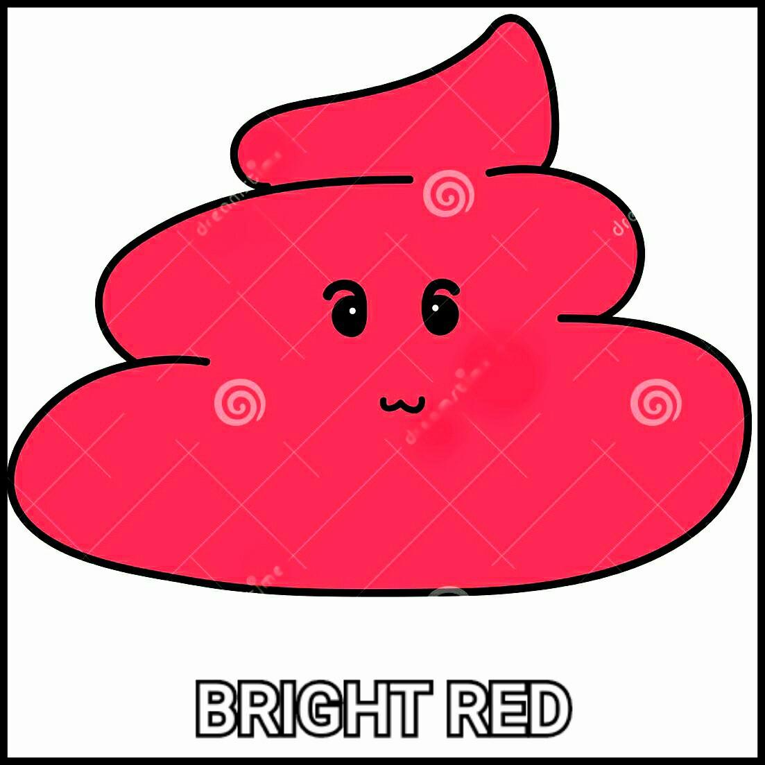 Bright Red Stool Www Imgkid Com The Image Kid Has It