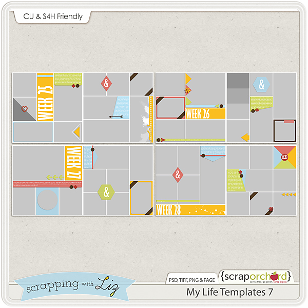 http://scraporchard.com/market/My-Life-7-Digital-Scrapbook-Templates.html