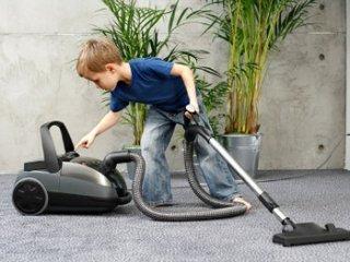 Agar Anak Tidak Mudah Sakit, Perhatikan 7 Tips Ini Ketika Membersihkan Rumah
