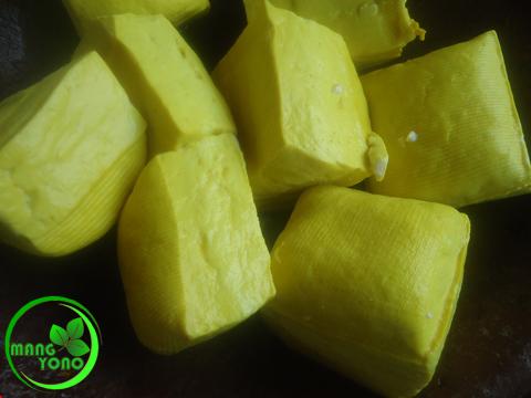 Cara memasak sayur tahu kuning warteg
