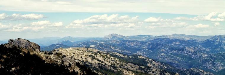 Visor 360 G. Cumbres de Cazorla