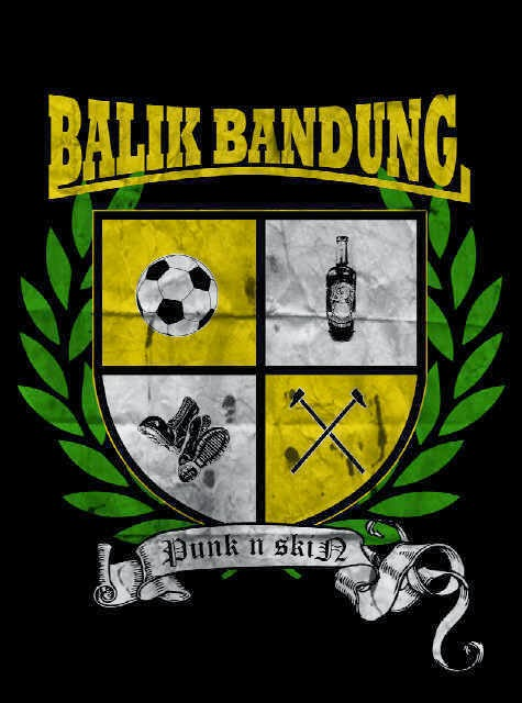 download mp3 lagu Balik Bandung Band Skin Punk Bandung indonesia foto artwork logo wallpaper