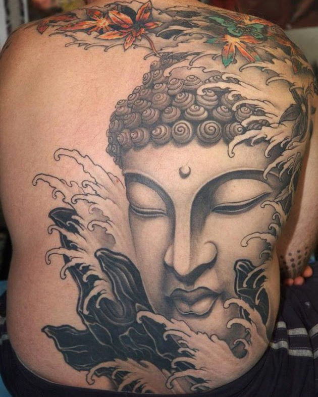 Tattoos pictures gallery tattoos idea tattoos images for Buddhist tattoo ideas