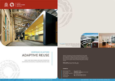 Adaptive reuse heritage conservation Australia