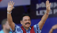 Mahinda says will challenge General Election