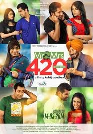 Mr and Mrs 420 Punjabi Movie