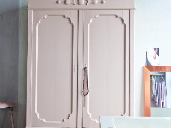 ¿No es bonito este armario?