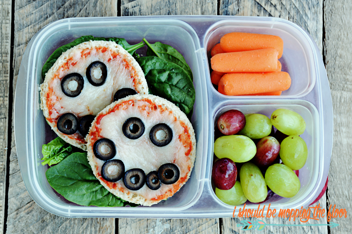 Kids' Lunch Ideas and Free Printable Lunch Notes