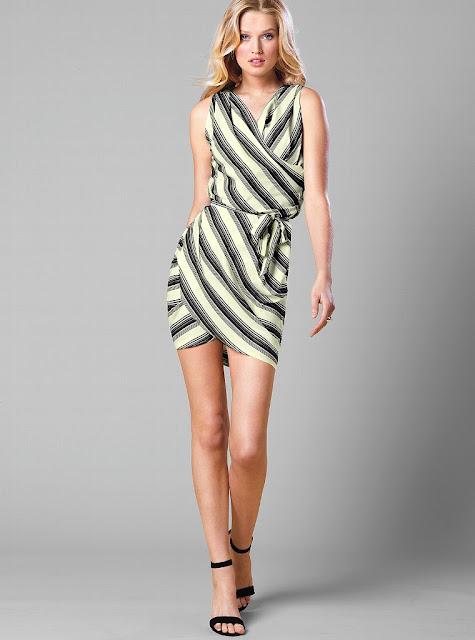 Toni Garrn - Victoria's Secret