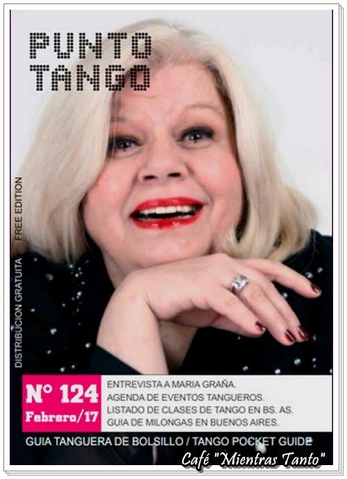 Punto Tango N° 124 - Febrero 2017