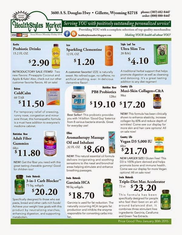healthstyles healthstyles market january sales flyers