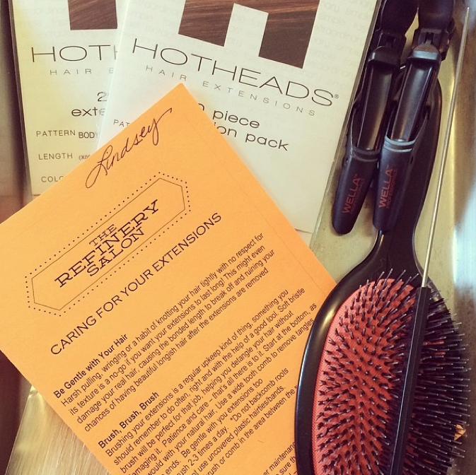 Hotheads Hair Extensions Hotheads Maintenance Tips