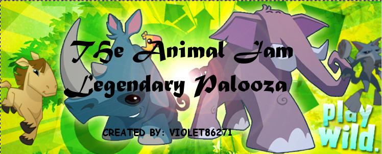 Animal Jam Legendary Palooza Beta Days