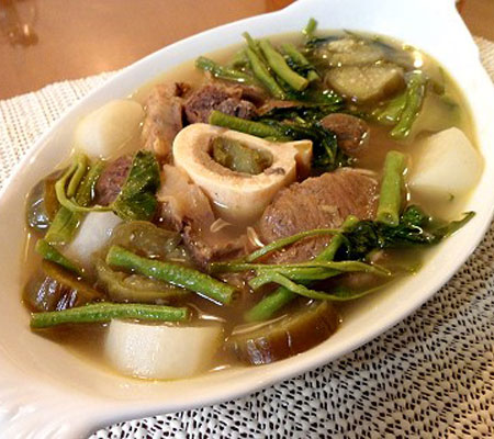 how to cook sinigang na ribs