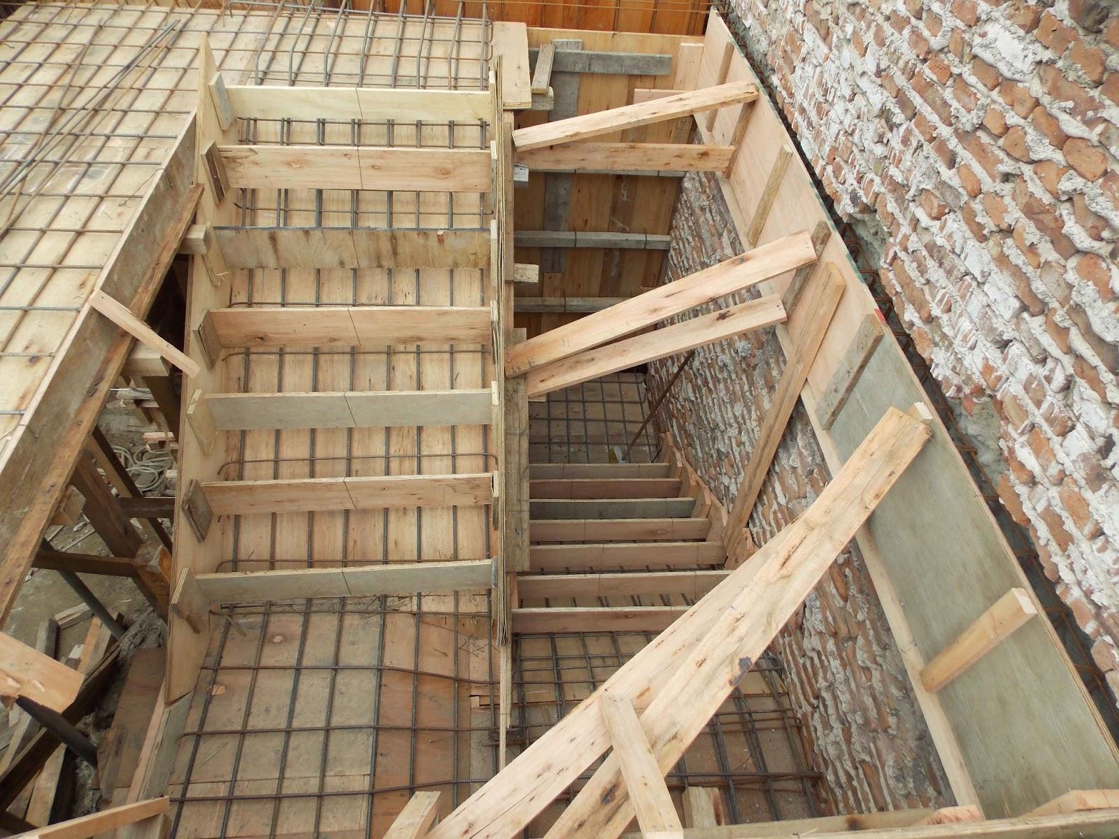 Fideicomiso obarrio 66 estructura for Construccion de escaleras de cemento