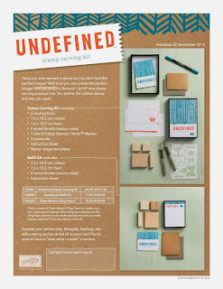 Undefined - Stamp Carving Kit!
