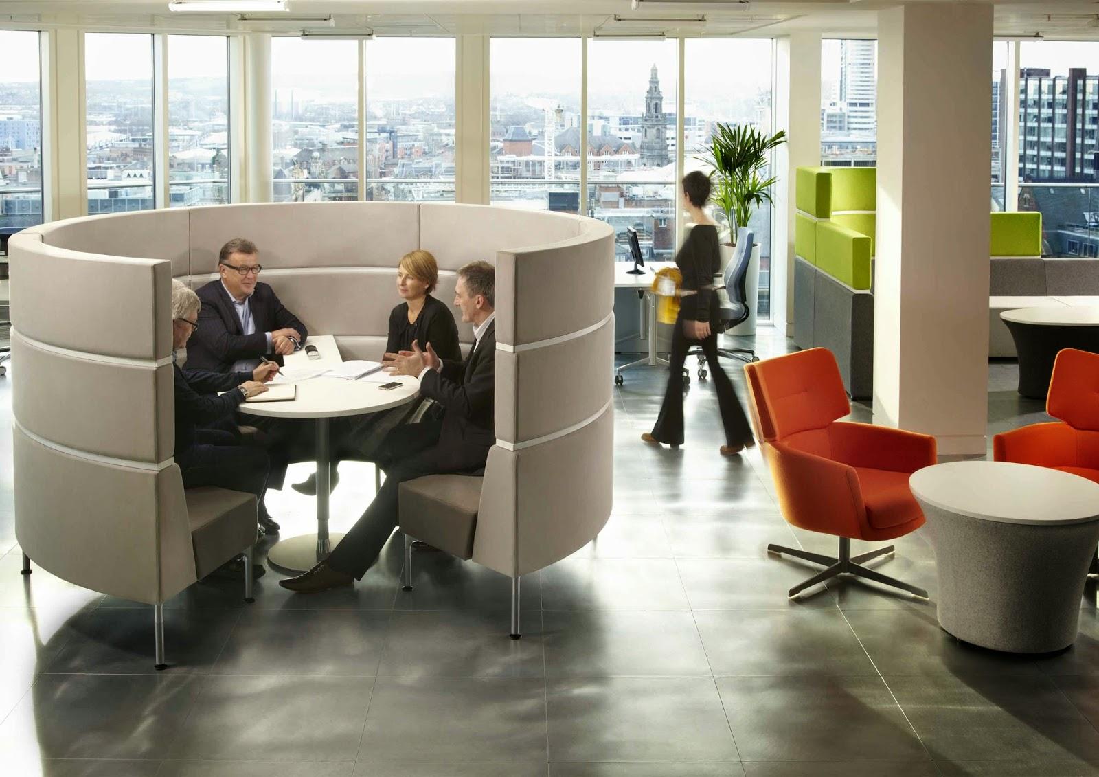 Vidalcontract espacios colaborativos en la oficina for Ruido oficina