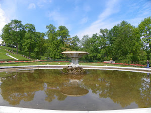 Il Parco di Caterina a San Pietroburgo (foto ap)
