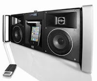 Altec Lansing iMT810 Digital Boombox