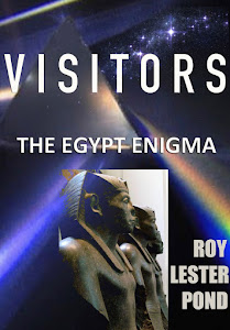 NEW. 'VISITORS The Egypt Enigma'