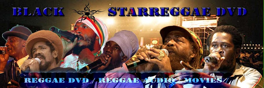 BLACK STAR REGGAE DVD