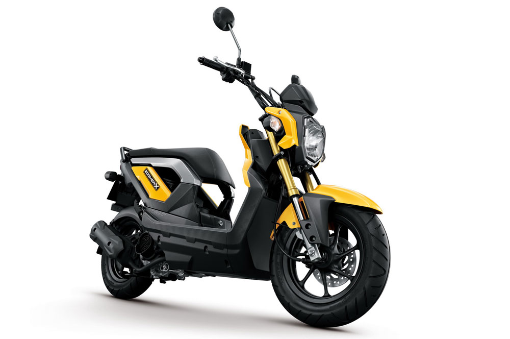 looks honda zoomer x scooter stylish futuristic adventure diverse information. Black Bedroom Furniture Sets. Home Design Ideas