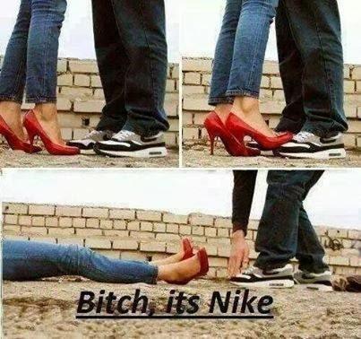 Bitch es Nike