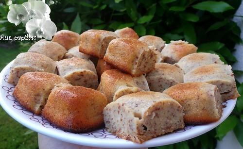 Gateau aux yaourt grec