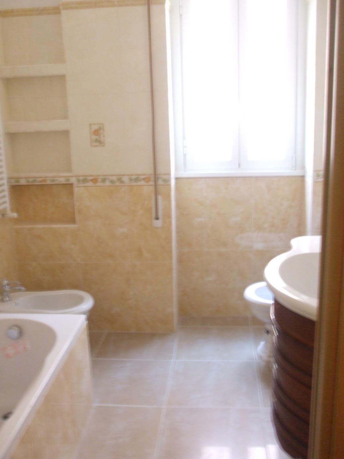 Edilizia roma ristrutturazioni edilizia ro ma s n c - Foto di bagni con doccia ...