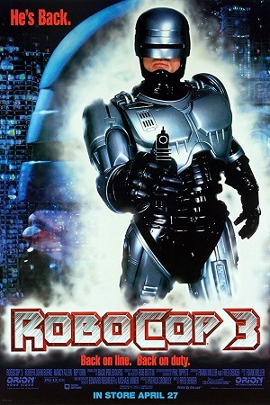 RoboCop 3 BluRay Filmes Torrent Download completo