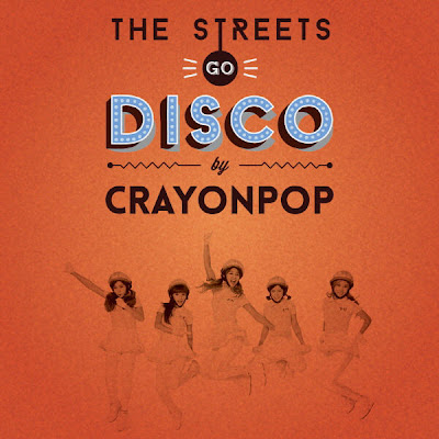 [Mini Album] Crayon Pop – The Streets Go Disco (MP3 + iTunes Plus AAC M4A)