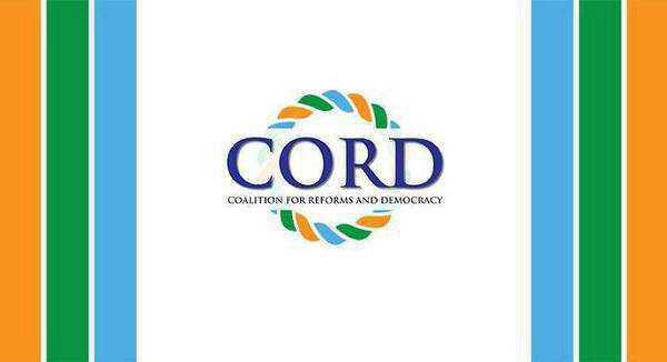 Coalition for Reform and Democracy (CORD) Kenya