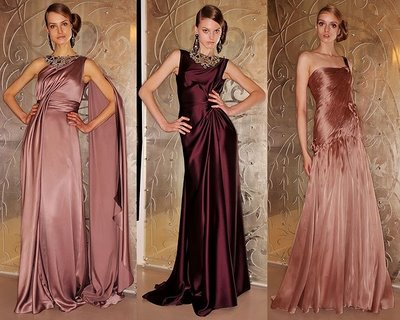 Most Wanted Fashion Evening Dress Designs 2011