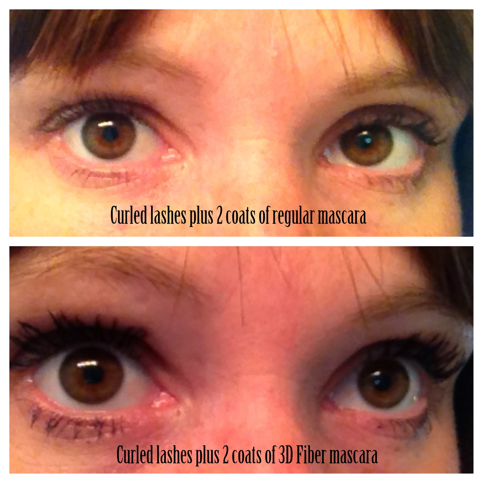 The Mascara That Doubled My Eyelashes Younique 3d Lashes Brooke