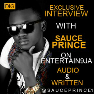 EXCLUSIVE INTERVIEW WITH SAUCE PRINCE