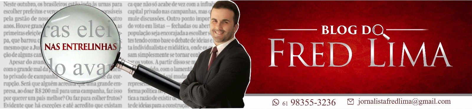 Blog do Fred Lima