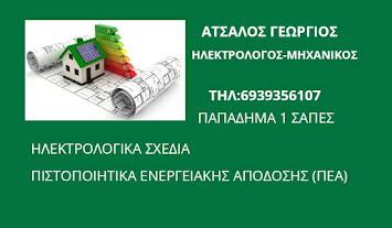 ΕΝΕΡΓΕΙΑΚΟΣ ΕΠΙΘΕΩΡΗΤΗΣ
