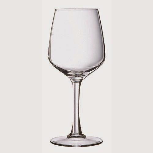 Copas y Vasos, Cristalería