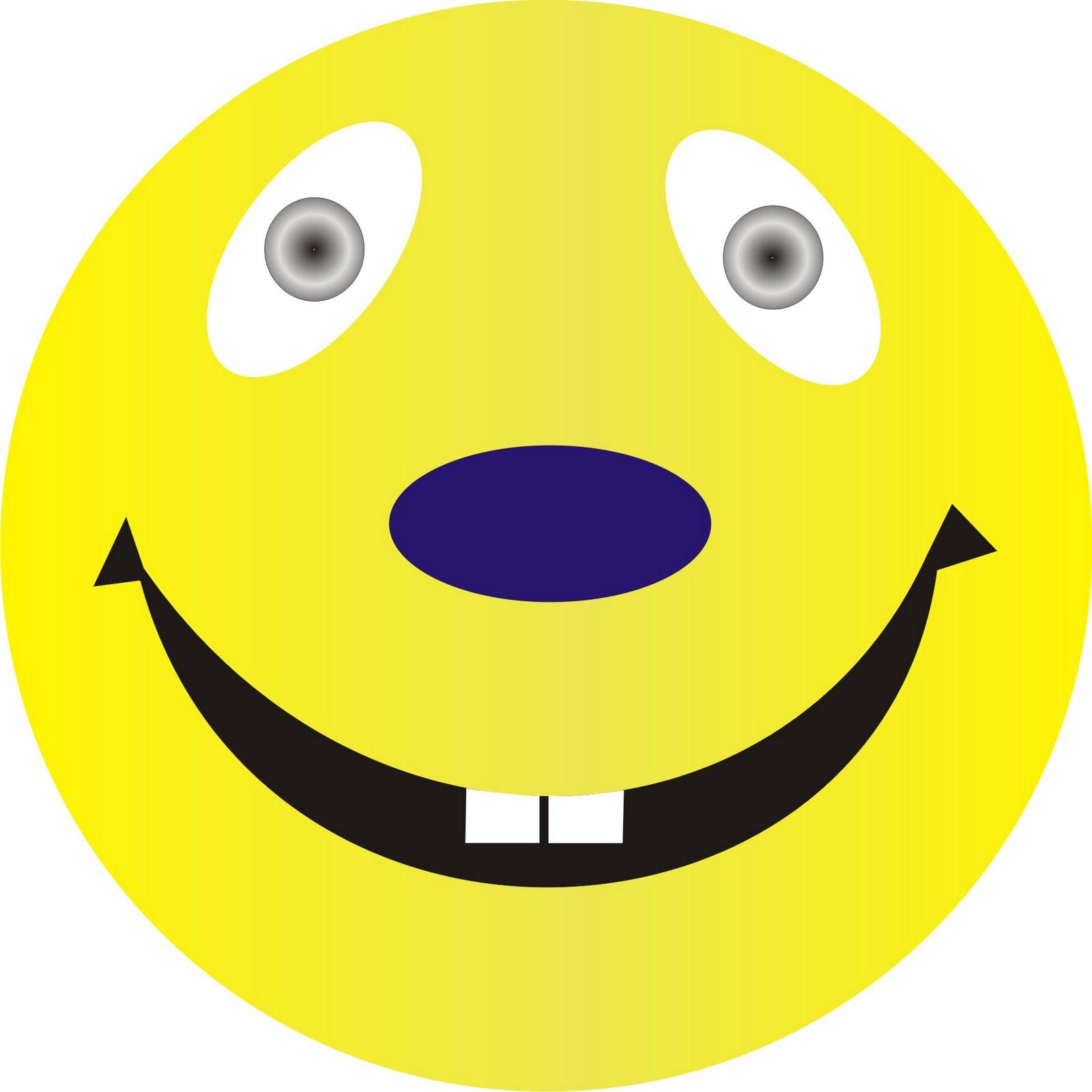 Dibujos de carita feliz en grande - Imagui