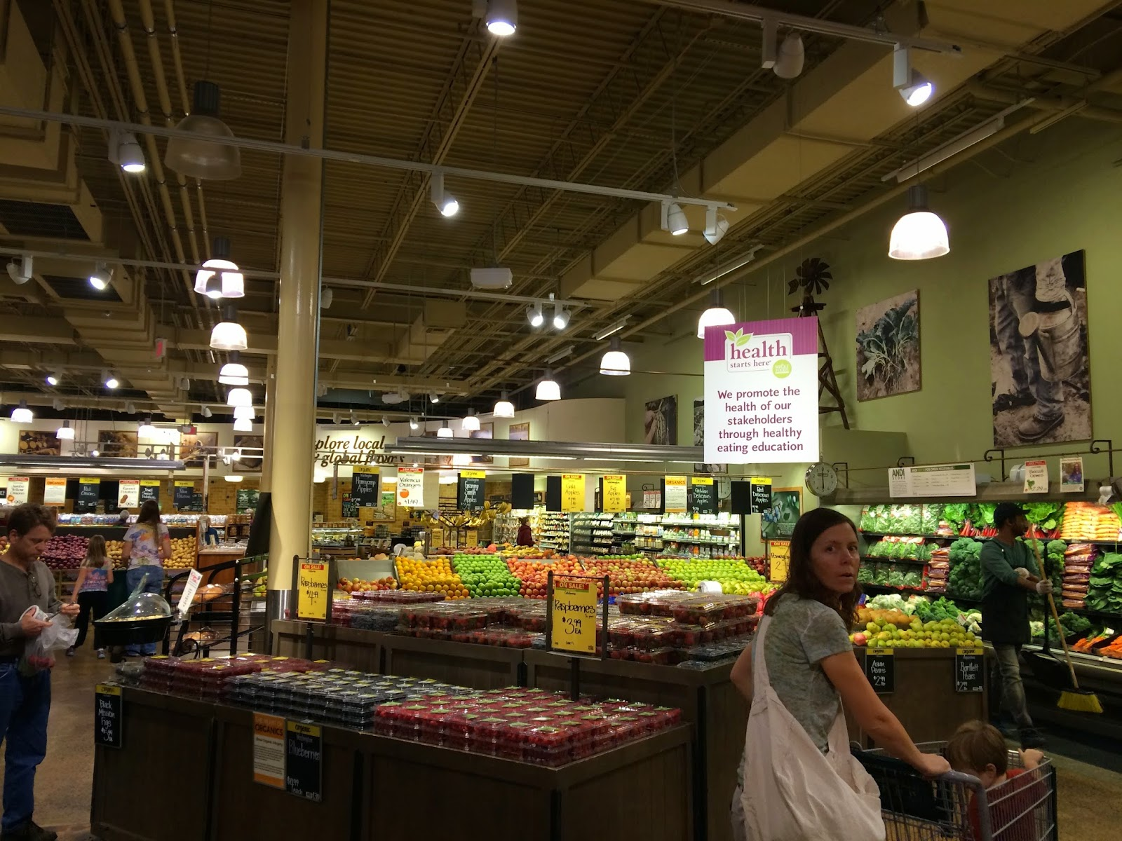 whole foods market its organic essay
