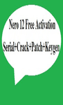nero 12 crack free download