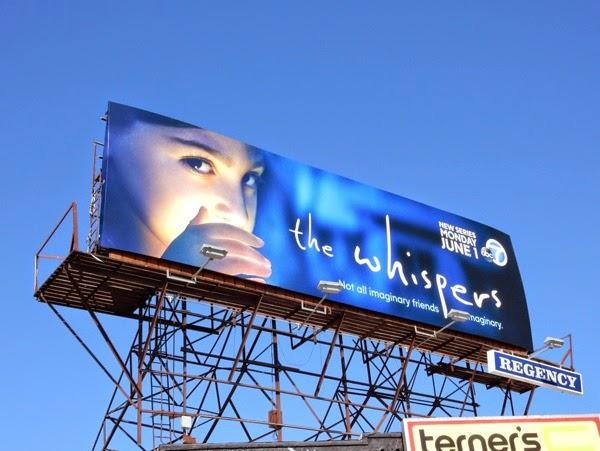 The Whispers season 1 billboard
