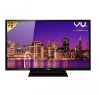 Buy Vu 32D6545 80 cm (32) LED TV(Full HD) Rs.17990 : Buytoearn