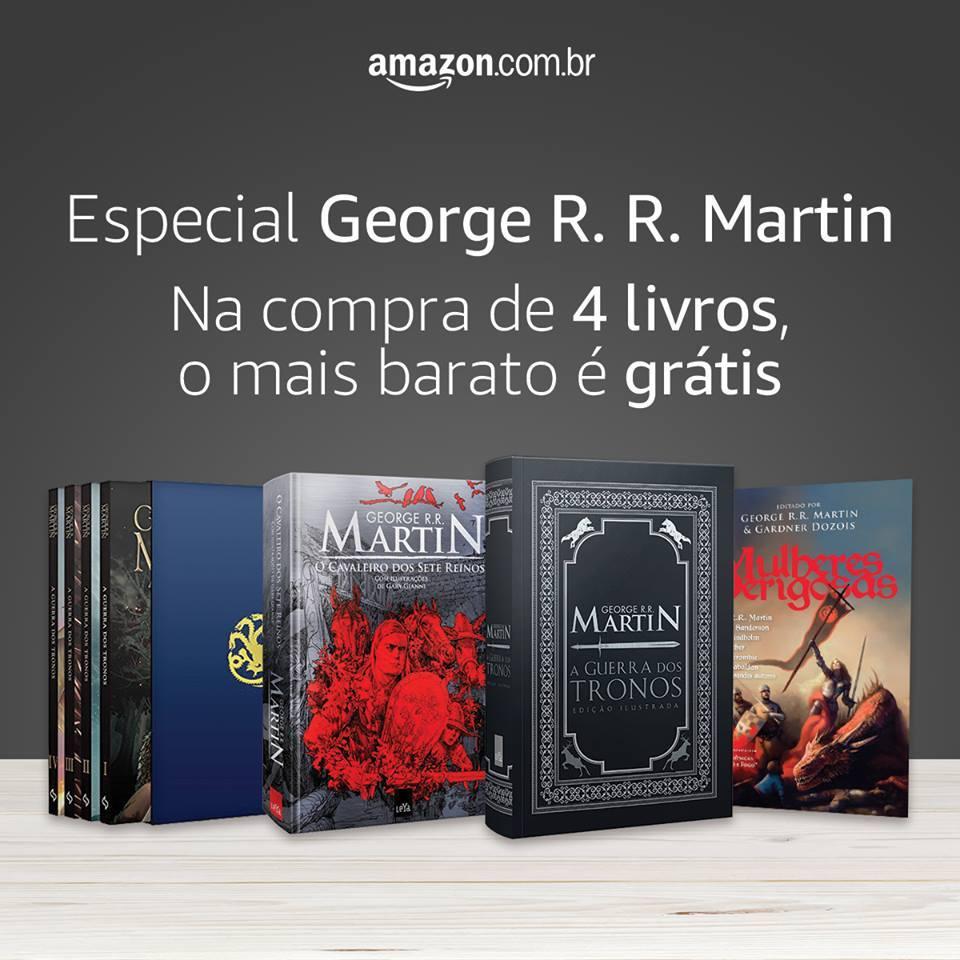 ESPECIAL GEORGE R.R. MARTIN