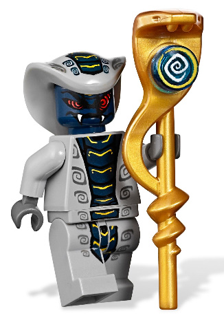 Lego news lego ninjago 2012 all of the snakes figure - Serpent lego ninjago ...