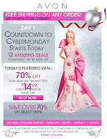 Click to view this Nov. 18, 2011 Avon email full-sized