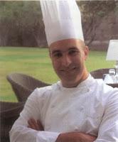 Chef Si-Youness M'Gani à l'hôtel Les Deux Tours Marrakech