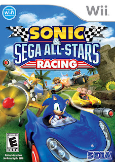 Sonic And Sega All Stars Racing Wii