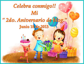Sorteo 2do. Aniversario de blog