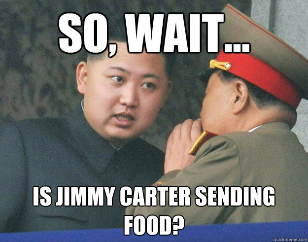 Kim Jong-Un meme
